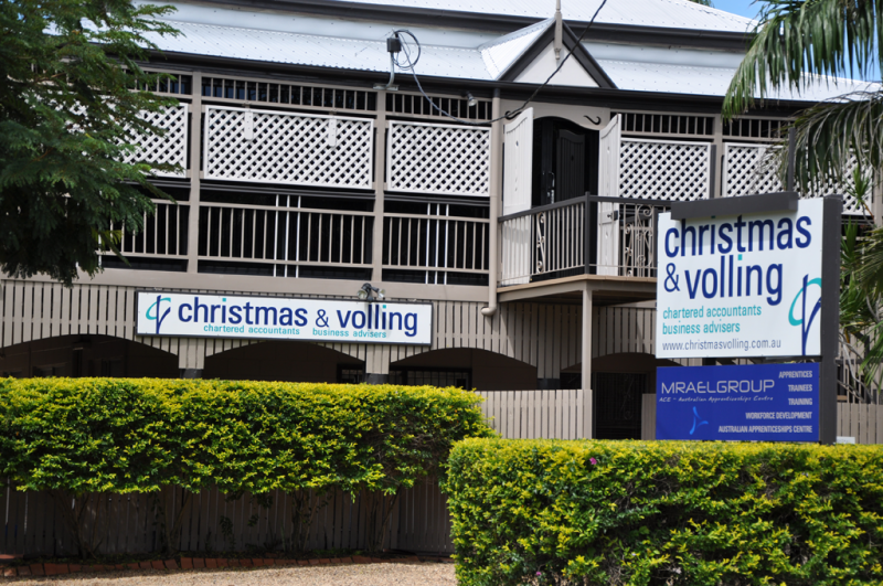 Christmas  Volling - Accountants Perth