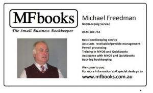 Michael Freedman Bookkeeping Service - Accountants Perth